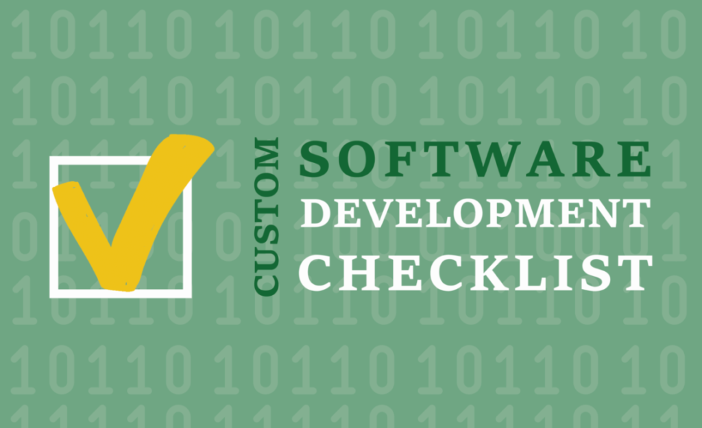 Custom Software Development: 13 Essential Checks in 2017