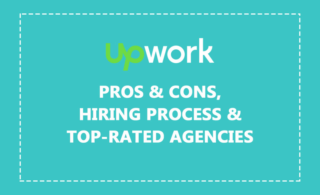 How to Choose Agency on Upwork