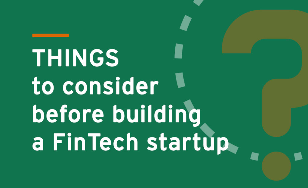 Things to Consider Before Starting a Fintech Startup in the USA