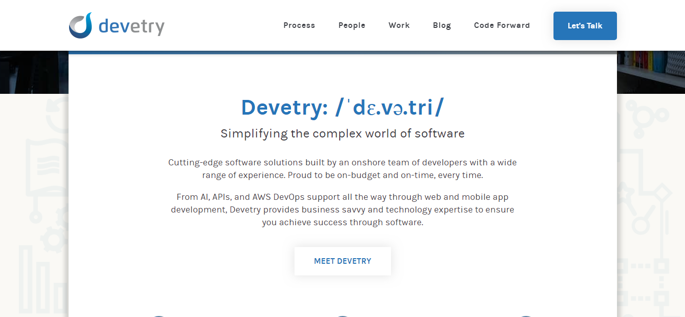 Software Companies in Denver, Colorado: Devetry