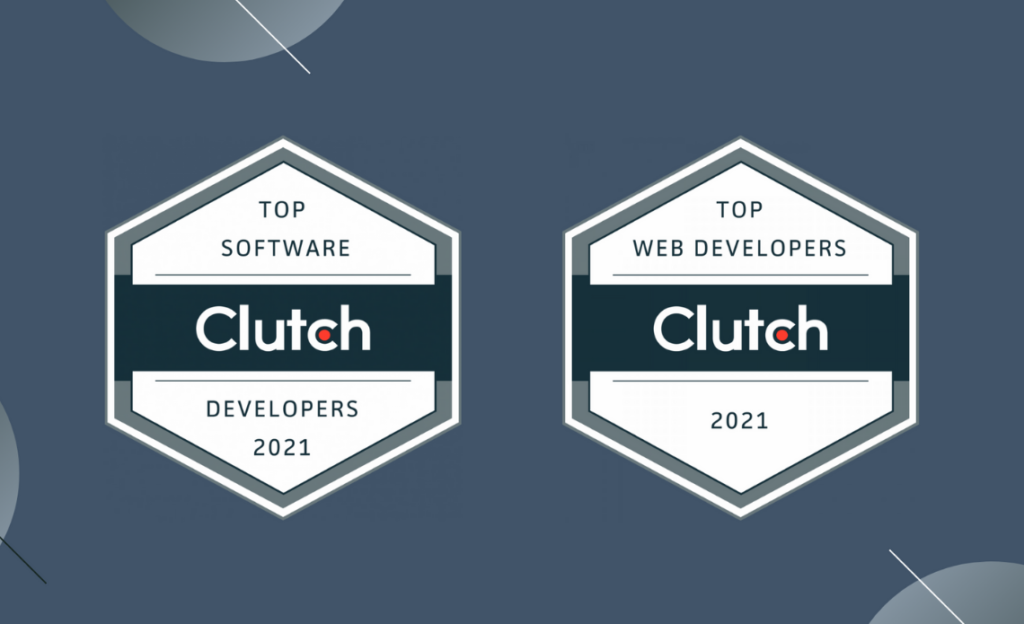 Sombra named Top-Performing B2B Company in Software and Web Development for 2021